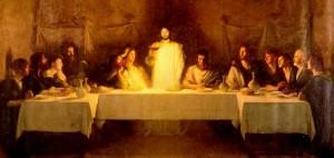 Les Mormons prennent-ils l'Eucharistie