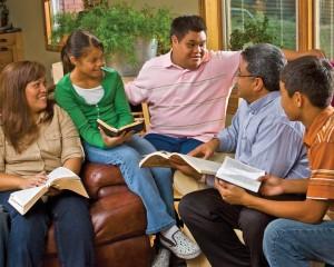 La vie quotidienne des Mormons, centrée sur l'Évangile