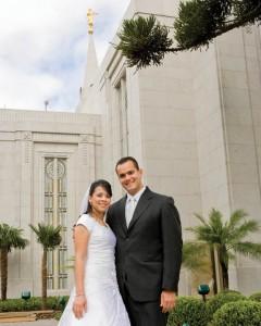 Pourquoi ne puis-je pas entrer dans un temple mormon?