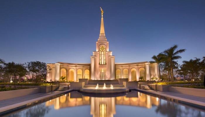 Expansion des temples SDJ, atteindre plus de membres