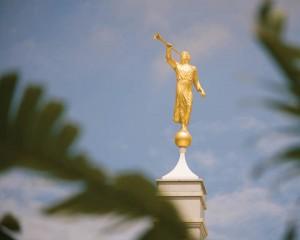 22 faits concernant la statue de l'ange Moroni