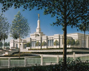 Qu'est-ce qu'un temple mormon et qu'est-ce qu'on acquiert en y allant?