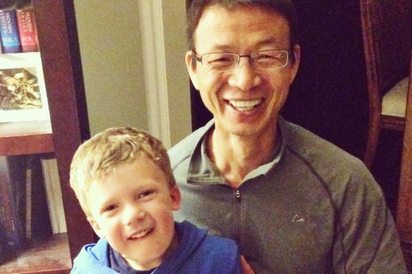 Un homme réalise une course de 322 km jusqu'au temple SDJ pour un garçon de 4 ans