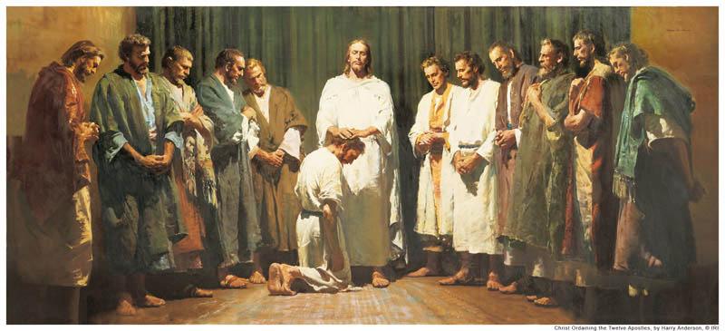 Qu'est-ce qu'un Apôtre?
