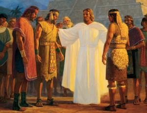 Jésus-Christ et un coeur brisé