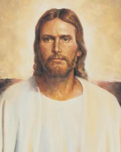 Aller de l'avant ayant foi en Jésus-Christ