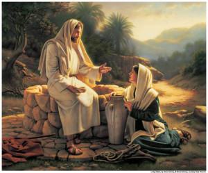 Avoir soif de l'Eau Vive de Jésus-Christ