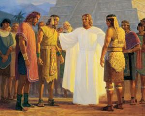 Jésus-Christ : Voler?