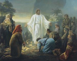 Jésus-Christ, le Sauveur et la Sainte-Cène