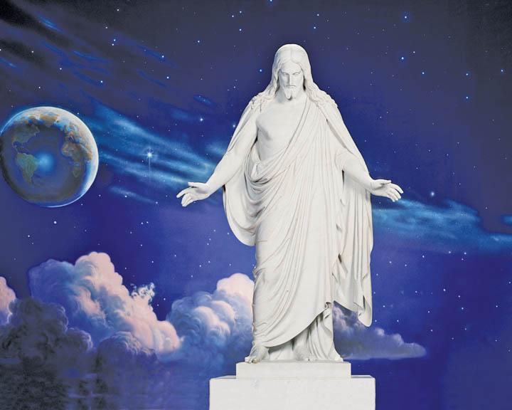Jésus Christ, un Défenseur