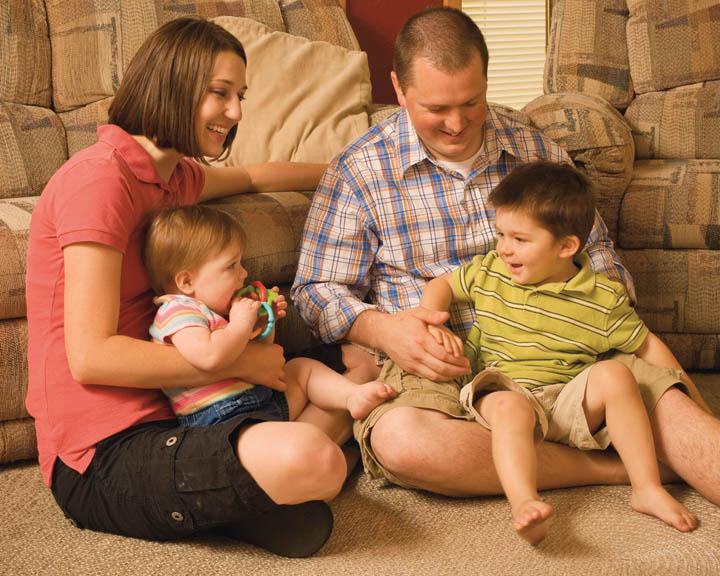 La Vie de Famille Mormone