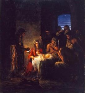 La naissance de Jésus-Christ – Les croyances mormones