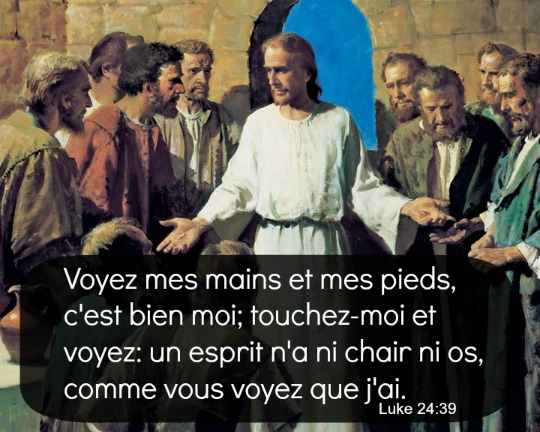 La Résurrection : tant pour les justes que pour les méchants